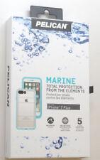 New iPhone Pelican Marine iPhone 7 Plus & 8 Plus Teal & Clear Waterproof Case
