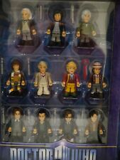 Doctor Who Character Building 11 Doctors Set Super Rare
