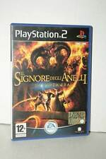 LOTR Lord of the rings the third age used Excellent ps2 Ver ITA PAL gp1 39877