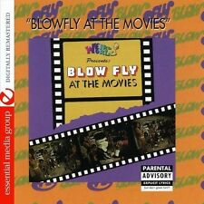 At The Movies - Blowfly (2013, CD NIEUW) CD-R