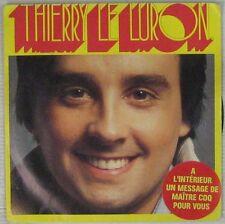 Maitre Coq 45 tours Publicitaire Thierry Le Luron 1980