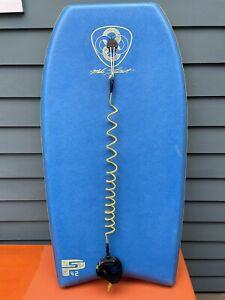 "Vintage Mike Stewart Brian Peterson RCS 42"" Bodyboard"