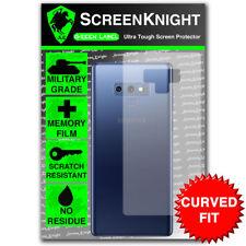 Screenknight Samsung Galaxy Note 9/IX Protector De Espalda-Ajuste Curvo