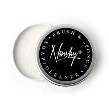 Nanshy Makeup Brush Sponge Blender Cleaner Soap Solid Vegan Natural Beauty