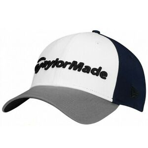 NEW TaylorMade TM Lifestyle New Era 39Thirty Fitted Hat - Pick Size and Color!