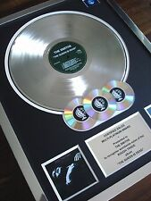 THE SMITHS THE QUEEN IS DEAD LP MULTI PLATINUM DISC RECORD AWARD ALBUM