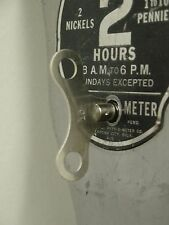 POM, Rockwell Parking Meter, Park-O-Meter Mainspring Wind-up FEMALE KEY. NEW!