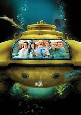 The Life Aquatic with Steve Zissou Film FOTO PRINT PLAKAT KUNST Wes Anderson 001