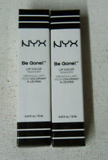 2 tube lot NYX BE GONE LIP COLOR REMOVER BGLR01 unsealed nib