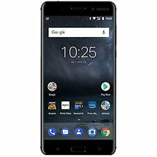 Nokia 6 - 32 GB - Unlocked (AT&T/T-Mobile) 5.5 Black Prime Exclusive With Offers