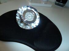 Swarovski  Tisch Uhr   Polar Star, rhodium, Alarm- Funktion a. P.