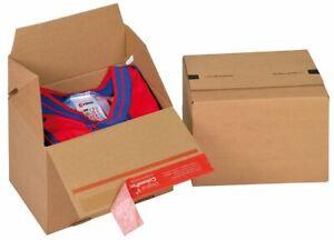 ColomPac CP154 Euroboxes Pop Up Postal Mailing Cartons