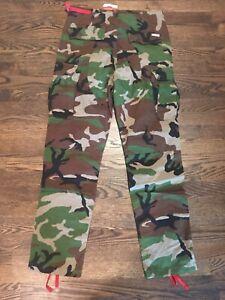 Topo Designs camo cargo pants supreme palace bape 32 M