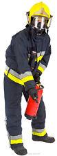 SC-75 Fireman Feuerwehrmann Höhe 183cm Aufsteller Pappaufsteller Feuerwehr Figur