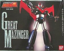 Used Soul of Chogokin BANDAI GX-02 GREAT MAZINGER TAMASHII NATIONS Figure Japan