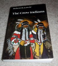 The Crow Indians by Robert H. Lowie (1983)-box 23