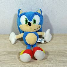 """Sanei Sonic the Hedgehog S Size 8"""" Plush Toy Doll Japan"""