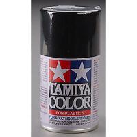Tamiya America Inc Spray Lacquer TS-29 SemiGloss Black TAM85029