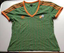 ADIDAS SHIRT FOOTBALL SPAIN 82 WORLD CUP-CAMISETA MUNDIAL DE FUTBOL ESPAÑA 82