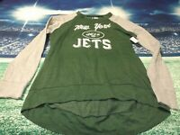 New York Jets NFL Football Long Sleeve Shirt, Women's Large, Brand New