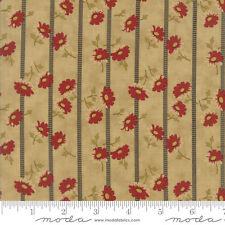 MODA Fabric ~ SWEET CHERRY WINE ~ by Blackbird Designs (2784 16) by 1/2 yard
