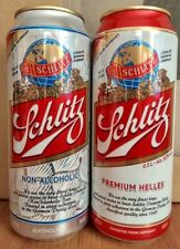 SHLITZ 500ml GERMANY beer cans for Russian Supermarket New Version  2019