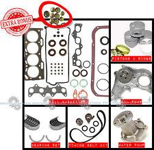 92-94 TOYOTA PASEO 1.5L 5EFE DOHC 16V MASTER OVERHAUL ENGINE REBUILD KIT