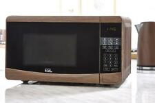 20 Litre Wood Effect 700W Digital Microwave - 10 power levels - Touch Control