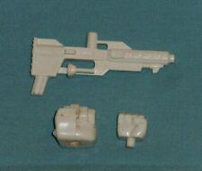 original G1 Transformers ULTRA MAGNUS PARTS LOT R small fist, L large fist, gun
