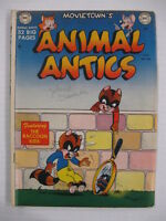 MOVIETOWN'S ANIMAL ANTICS 28 VG 29 VG 30 G/VG Sheldon Mayer In All Guide $55
