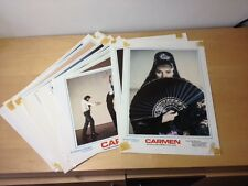 Used - CARMEN with ANTONIO GADES  - Old Film Billboard Carteleras Cine - Usado