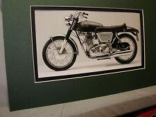 1969 Norton Commando 750 British Motorcycle Exhibit from Automotive Museum