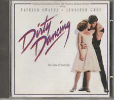 1987 - DIRTY DANCING MOTION PICTURE SOUNDTRACK CD ALBUM