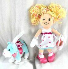 Groovy Girls Bridesmaid Doll Faith & Fluffy Dog
