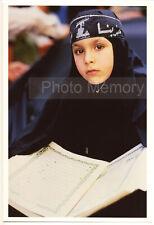 The little girl from Hezbollah, Lebanon, 1985 - Original Photo by José Nicolas