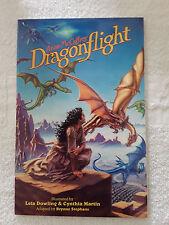 Dragonflight #1 (Feb 1991, Eclipse) First Printing  NM