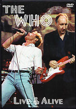 The Who - Live & Alive - DVD