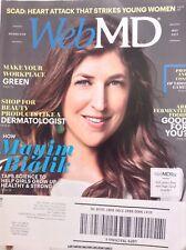 Web MD Magazine Mayim Bialik May 2017 092117nonrh