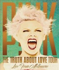 NEW The Truth About Love Tour: Live From Melbourne [Blu-ray]