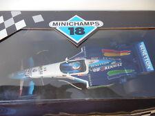 Paul's Model Art Minichamps 18 - Benetton Sportsystem  - Renault # 3 - 1:18