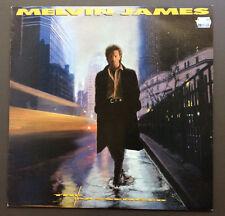 MELVIN JAMES - The Passenger LP Vinyl Record Cover Good / Vinyl EX+ 1987 AOR