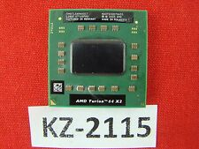 Notebook AMD Turion 64 x2 tmdtl 56hax5ct Mobile dual core CPU 2x1.8ghz #kz-2115