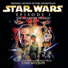 Audio CD - Star Wars Episode I: The Phantom Menace Motion Picture Soundtrack