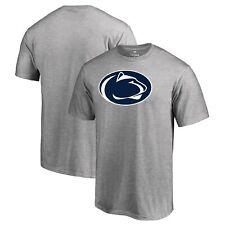 Penn State Nittany Lions Fanatics Branded Primary Team Logo T-Shirt - Ash