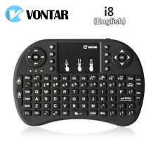 Wireless Mini Keyboard Touchpad Air Mouse Remote For Kodi Box PC Android TV Box