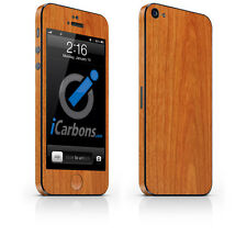 iPhone 5 Skin - Light Wood skin by iCarbons