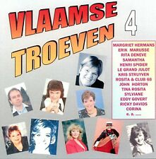 Vlaamse Troeven : volume 4 (CD)