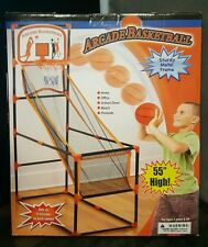 Brand New Sealed, Arcade Basketball Game, Great Family Fun