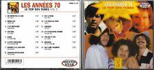 CD 15T LES ANNÉES 70's FRANK MICHAEL/CRAZY HORSE/CHOCOLAT'S/CHRISTIAN VIDAL