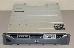 Dell PowerVault MD1220 24-Bay SAS Storage Array Dual 600W PSU Dual MD12 3DJRJ